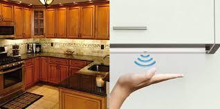 eshine led dimmable hands free ledunder cabinet lighting