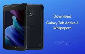 Download Samsung Galaxy Tab Active 3 ...