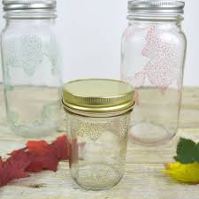 Decorate Glass Jar Decorating Glass Jars for Fall Organized 100 54