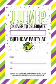Photo Party Invitations Party Invitation Ga