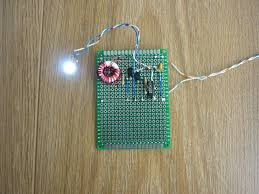 joule thief ultra simple control of light output 6 steps joule thief ultra simple control of light output 6 steps pictures
