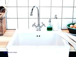 bathtub won t drain inspirational bathroom sink not draining elegant h new i very slow