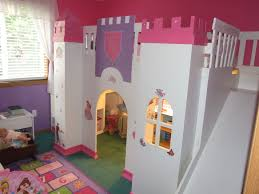 ana white castle loft bed diy projects intended for beds girls ideas 11