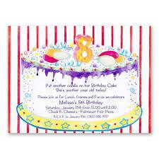 8th Birthday Party Invitations 8th Birthday Party Invitations Wording Birthday Invitation For