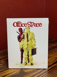 office space cover. Office Space Deadpool Photobomb Blu-Ray Slip Cover Walmart Exclusive New Office Space Cover