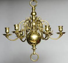 old brass chandeliers small dutch brass chandelier