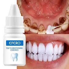 <b>EFERO Teeth Whitening Essence</b> Powder Oral Hygiene Cleaning ...