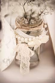 Decorating Jam Jars For Wedding Pearl Wedding Table Decorations Unique Wedding Ideas 69
