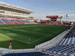 Toyota Park Seating Chart Chicago Open Air Seatgeek Stadium Section 113 Rateyourseats Com