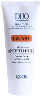 <b>GUAM Крем</b> антицеллюлитный интенсивный с разогревающим ...