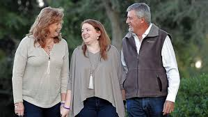 Fight Like A Redhead - Following daughter's brain tumor, Turner family  thankful for time | Local | dothaneagle.com