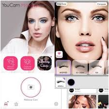 software free for windows 7 features youcam makeup