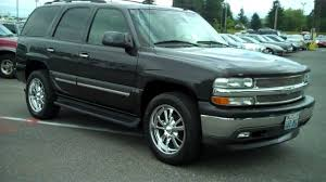 1999 Chevrolet Tahoe (gmt840) – pictures, information and specs ...