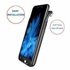 Pin Ngoài Dành Cho Iphone 11 Pro Max Sạc Dự Phòng Ngân Hàng Ốp Lưng Sạc  Điện Thoại TPU Cho iPhone 11 pro Sạc Trường Hợp Hộp Sạc Pin