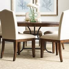 inspiration house pleasing the nook 54 inch round metal dining table maple kincaid furniture in