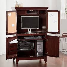 contemporary computer armoire desk computer armoire. home styles charleston coffee computer armoire what we like about this has it all the contemporary desk m