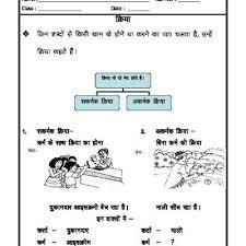 Hindi Grammar Kriya Verb Hindi Language Learning