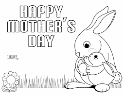 Small Picture printable 2014 coloring sheets of happy mothers day with love for