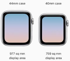 Apple Watch Size Chart Apple Watch Series 5 40mm Vs 44mm What Size Apple Watch
