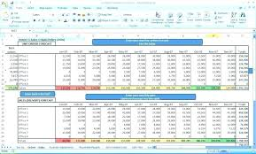 Salary Calculator Template Excel Payroll Spreadsheet For