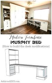 diy twin murphy bed. Murphy Bed Plans This Tutorial And Free Show You Step By How To Add . Diy Twin