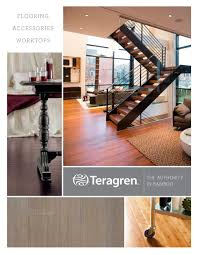 teragren flooring brochure 2016 1 16 pages