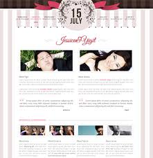 Wedding Website Template Best This Wedding Website Template Includes A Working Contact Form