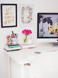 cute office decor. 11 Faux Marble Accessories That Look As Good The Real Thing. Bright OfficeCute Cute Office Decor M