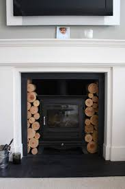 interiors converting gas logs to wood burning fireplace