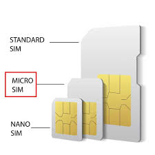 motorola 01225 naazn. a motorola moto e uses micro sized sim card. the correct size in 3-in-1 punch out is shown below. 01225 naazn