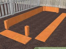how to make a garden box.  How Image Titled Build Raised Vegetable Garden Boxes Step 3 For How To Make A Box T