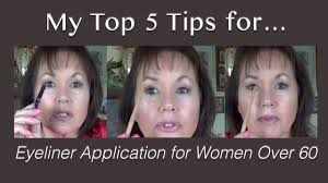 makeup hints for over 60
