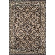 momeni tudor grey hand tufted wool rug 2 x 3
