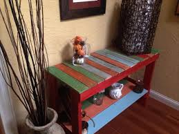 diy pallet sofa table. Recycled Pallet Sofa Table Diy
