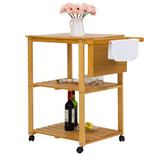 small kitchen storage cart rolling appliance cart rolling kitchen cart granite top kitchen cart