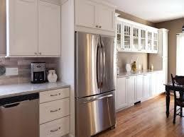 kitchen white shaker cabinets mullion glass door buffet style kitchen cabinet doors