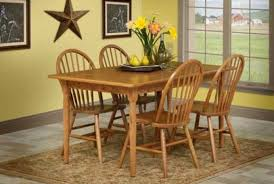 hardwood dining room table. Fine Hardwood Americana Dining Collection Throughout Hardwood Room Table