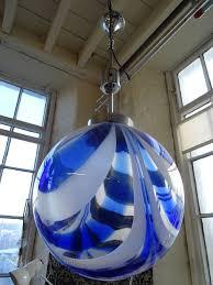 murano glass ceiling light fitting
