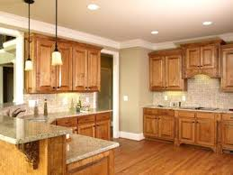 honey oak cabinets what color granite cool kitchen color schemes with honey oak cabinets remodel with