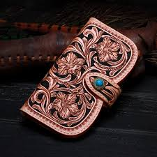 engraved wallet