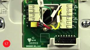 substitute g wire for c wire install the honeywell wi fi smart substitute g wire for c wire install the honeywell wi fi smart thermostat this video