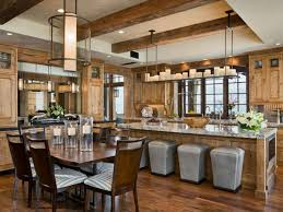 Small Picture Image Of Modern Rustic Kitchen Designs Wonderful Rustic Modern