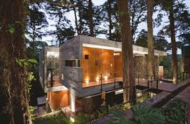 Corallo-House-2 Examples Of Houses With Superb Architecture And Are Built  In Nature