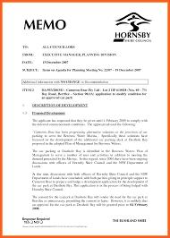 Memorandum 2424 memorandum format kfcresume 1