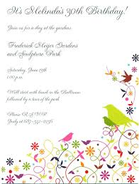 21st birthday invitation card template best of birthday invitation templates free word baskanai