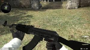 Default Ak47 Black Furniture