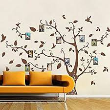 wall decal decor photo frame family tree wall decals wall stickers family tree decal nursery wall art brown lucky tree 78  on wall art decals family tree with cheap decal family tree find decal family tree deals on line at