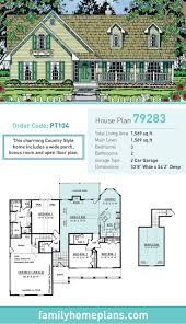 Open Floor Plans For Country Style Homes Trend Home Southern Country Style Open Floor Plans