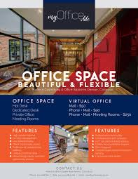 office space for lease flyer entry 91 by usamawajeeh123 for flyer for coworking office space for