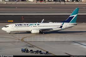 C-FUMF   Boeing 737-8CT   WestJet Airlines   Alexander Aston ...